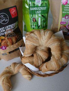 Szafi Free vajízű leveles croissant (gluténmentes, tejmentes, tojásmentes, vegán) – Éhezésmentes karcsúság Szafival Croissant, Stuffed Mushrooms, Paleo, Vegetables, Free, Stuff Mushrooms, Crescent Roll, Beach Wrap, Vegetable Recipes