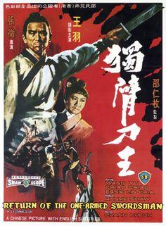 Affiches, posters et images de Le Bras de la vengeance (1969)