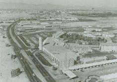 Las Vegas Strip.  1965