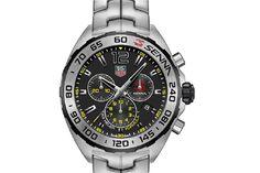 TAG Heuer Formula 1 Chronograph Senna Edition Watches