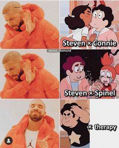 Steven Universe Drawing, Steven Universe Ships, Steven Universe Funny, Cartoon Network, Lapis Lazuli Steven Universe, Connie Stevens, Steven Univese, Universe Images, Fire Emblem Awakening