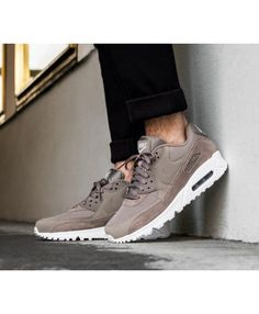 a463dca696 Nike Air Max 90 Essential Sepia Stone White Cheap Nike Trainers, Mens  Trainers, Outlet