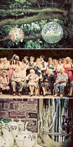 30d675e2df03b4 A Magical Garden Party Back Garden Wedding