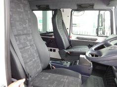 2012 MERCEDES BENZ UNIMOG U4000 D/CAB seats