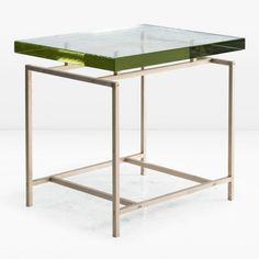 Frazier side table for Khuri Gunzman Bunce Lininger
