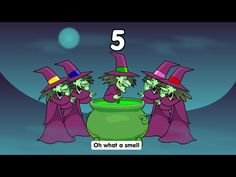 Five Wicked Witches ($2.99) Touch the screen to play this popular counting song which reinforces early number skills. Count down from five to zero as the witches sing along to the catchy tune. Also two counting activities to reinforce counting up from zero to five. Images are simple & bright and are ideal for children with special needs who may find visual discrimination difficult. Switch access for one or two switches is included. Switches can be connected via a Bluetooth switch interface