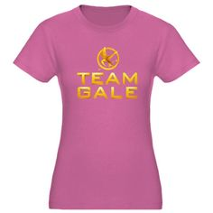 """Team Gale - He may be in the """"cousin-zone"""" but never fear, Galeniss shippers! This one's for you. Shop Team Gale. TONS of colors, styles and products: http://www.cafepress.com/panempropaganda/8709280"""