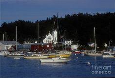 boothbay harbor maine | Boothbay Harbor Maine 2 Photograph - Boothbay Harbor Maine 2 Fine Art ...