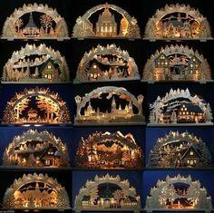 Расскажу сегодня о красивой немецкой предрождественской традиции. В Европе окна домов перед рождеством часто украшают светильниками. В некоторых районах…