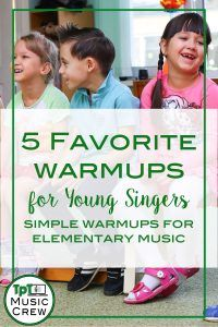 Music teachers share trusted and helpful vocal warmups for elementary music classes and youth choirs. warmups are an important part of music class. Fun Songs, Songs To Sing, Music Songs, Music Classroom, Music Teachers, Classroom Ideas, Vocal Warmups, Teaching Music, Kindergarten Music