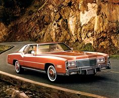 Concept Cars of the Ages Cadillac Eldorado, Cadillac Ct6, Retro Cars, Vintage Cars, Old American Cars, Vintage Television, Cadillac Fleetwood, Old School Cars, Car Advertising