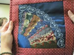 Pink Bunny: More on the Victorian Stitchery Retreat