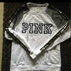 ISO ISO ISO LOOKING FOR THIS Victoria secret pink crewneck PINK Victoria's Secret Other