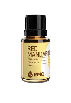 Rocky Mountain Oils' Red Mandarin is one of the safest essential oils and is often recommended for the elderly and for small children.