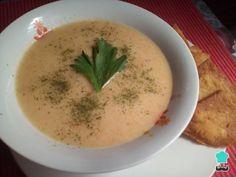 Receta de Crema de papas y zanahoria