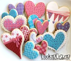 155 Best Cookies Valentine Images On Pinterest In 2018 Decorated