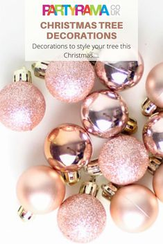 Beautiful Christmas tree decorations for your tree this Christmas, along with many other ideas to give your tree a bit of sparkle. Christmas Tree Decorations, Table Decorations, Christmas Rose, Beautiful Christmas Trees, Ceiling Decor, Beautiful Wall, Decorating Your Home, Party Supplies, Sparkle