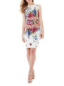 Louise Floral Dress