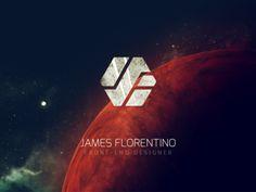 2013 Personal Logo & Branding by james Florentino ~ via dribbble.com