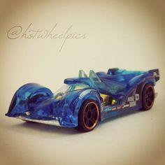 "Hi-Tech Missile - 2014 Hot Wheels HW Race ""X-Raycers"" series #hotwheels | #toys"