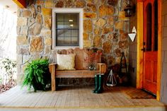 My Houzz: Charming Mountain Chic home on the foothills of Lookout Mountain traditional patio