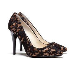 WANT these shoes, but worried about walking in the 4 inch heel.