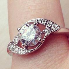 Unique beautiful ring