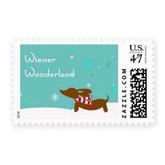 Wiener Wonderland Postage Stamps - The Smoothe Store - 1