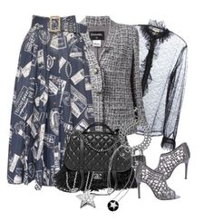 """2275"" by mljilina ❤ liked on Polyvore featuring Chanel"
