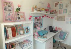 HOME OFFICE ' FEMININO ' E VINTAGE