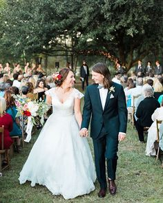 Brides: Duck Dynasty Star Reed Robertson and Brighton Thompson's Wedding Album Is Absolutely Stunning