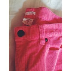 J.Crew toothpick cords! Such a cute color pink! Worn once but not a great color on me :( awesome fit! J. Crew Pants