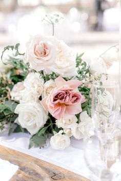 Featured Photographer: Marisa Belle Photography; Wedding centerpieces ideas.