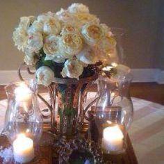 Brides On Tour  creation by FBC wwwflowersbycandlelightnc.com