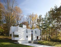 The NaCl House by David Jameson Architect