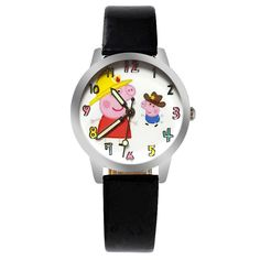 cartoon watch women watches kids quartz wristwatch child boy clock girl gift relogio reloj montre enfant #Affiliate