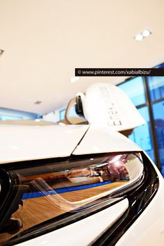BMW, BMW i8, i8, híbrido, Enekuri Motor, luz, foco delantero, frontal. Foto: ©Xabi Albizu