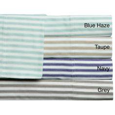 Plantation-Stripe-300-Thread-Count-Sheet-Set