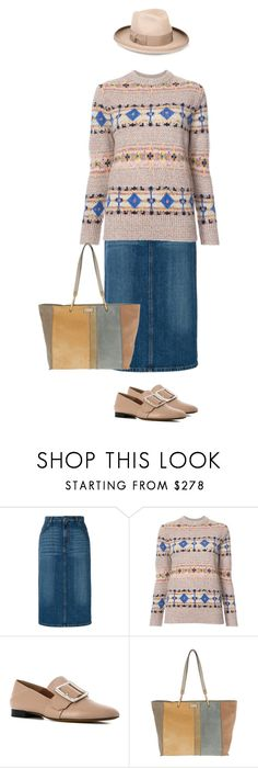 """Shopping Around the Neighborhood"" by karen-galves on Polyvore featuring Victoria Beckham, Chloé and STELLA McCARTNEY"