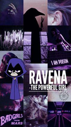 Raven from Teen Titans aesthetic picspam - - Teen Titans - Hintergrundbilder Cartoon Wallpaper Iphone, Tumblr Wallpaper, Disney Wallpaper, Cool Wallpaper, Wallpaper Backgrounds, Teen Wallpaper, Galaxy Wallpaper, Teen Titans Raven, Teen Titans Go