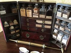 The Georgian and Regency Home Medicine Chest