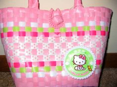 Hello Kitty Sanrio Purse Bag Woman Girl Pink | eBay $19