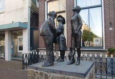 De drie toeristen - Annet Haring - Joure - Friesland