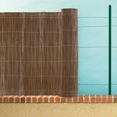 brise vue jardin en bambou occultation