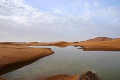 Flood in the Sahara Desert, Morocco. Photo by Tracie Howe Photography Beautiful Castles, Beautiful Places, Visit Morocco, Africa Travel, Travel Guides, Around The Worlds, Landscape, Nature, Photography