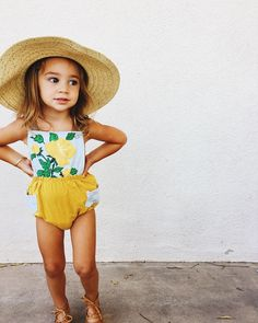 36 Cute Kids Summer Fashion Ideas - Fashion Show Baby Girl Fashion, Toddler Fashion, Fashion Kids, Trendy Fashion, Fashion Outfits, Cute Kids, Cute Babies, Baby Kids, Cute Toddlers