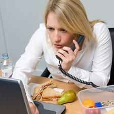 Why is it so hard to eat well at work? - the Holistic Helper's guide to wellbeing and work: part 5 | New Zealand News UK