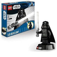 Lampada da tavolo Darth Vader