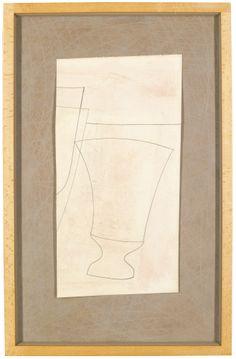 Lot | Sotheby's Ben Nicholson, note frame