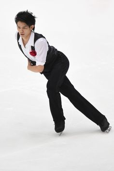 Takahiko Kozuka Photos: 83rd All Japan Figure Skating Championships - Day 1